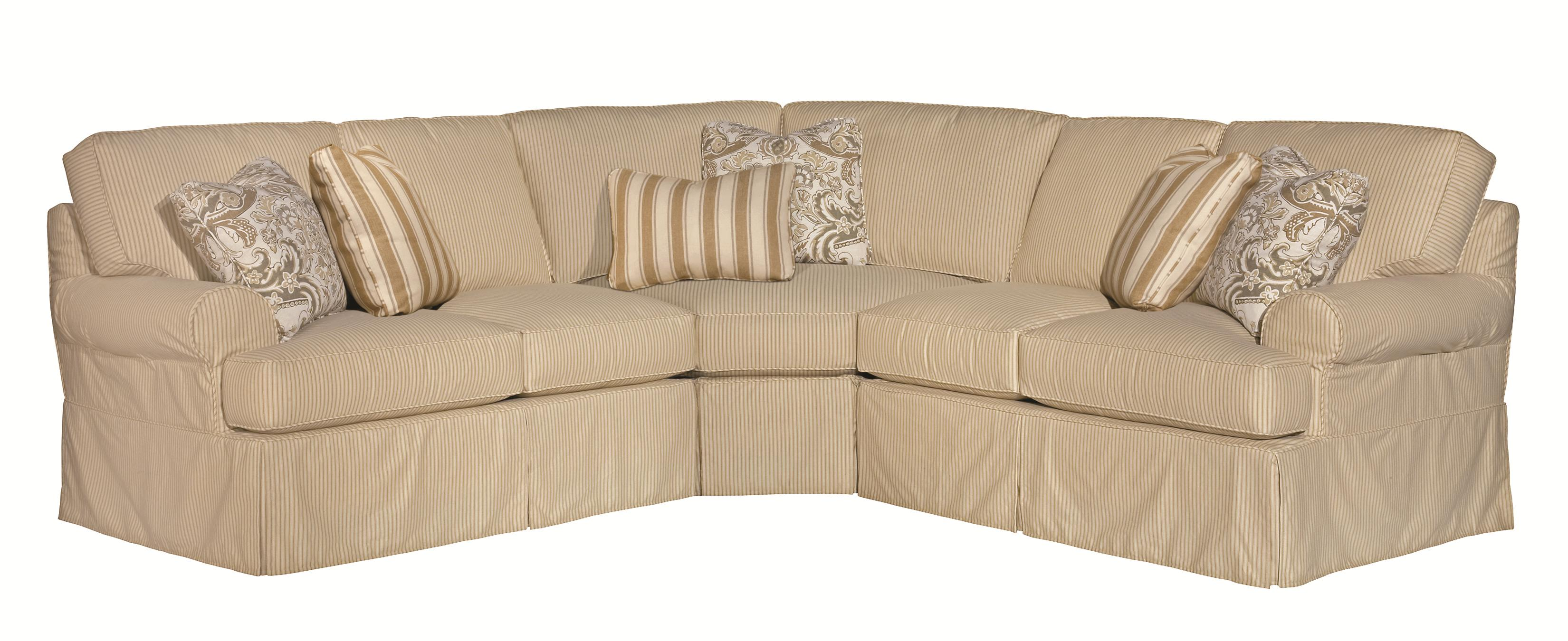 five piece slipcover sectional sofa with rolled arms by With 5 piece sectional sofa slipcovers