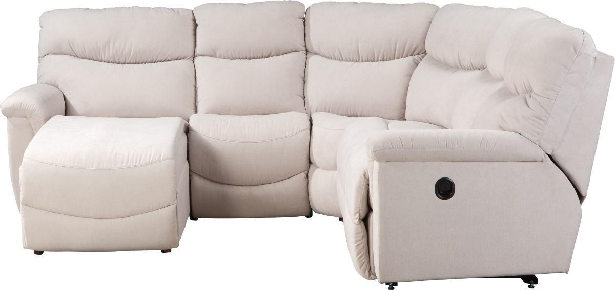 Four piece reclining sectional sofa with ras reclining for 4 piece recliner sectional sofa