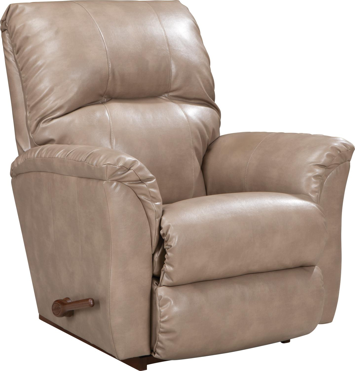 Gabe Reclina Glider Swivel Recliner By La Z Boy Wolf