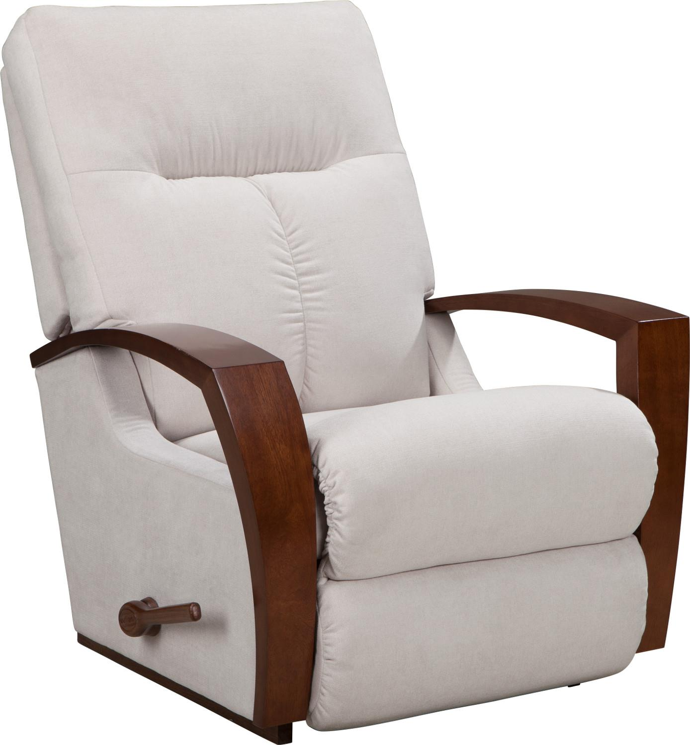 Maxx Reclina Glider Swivel Recliner By La Z Boy Wolf