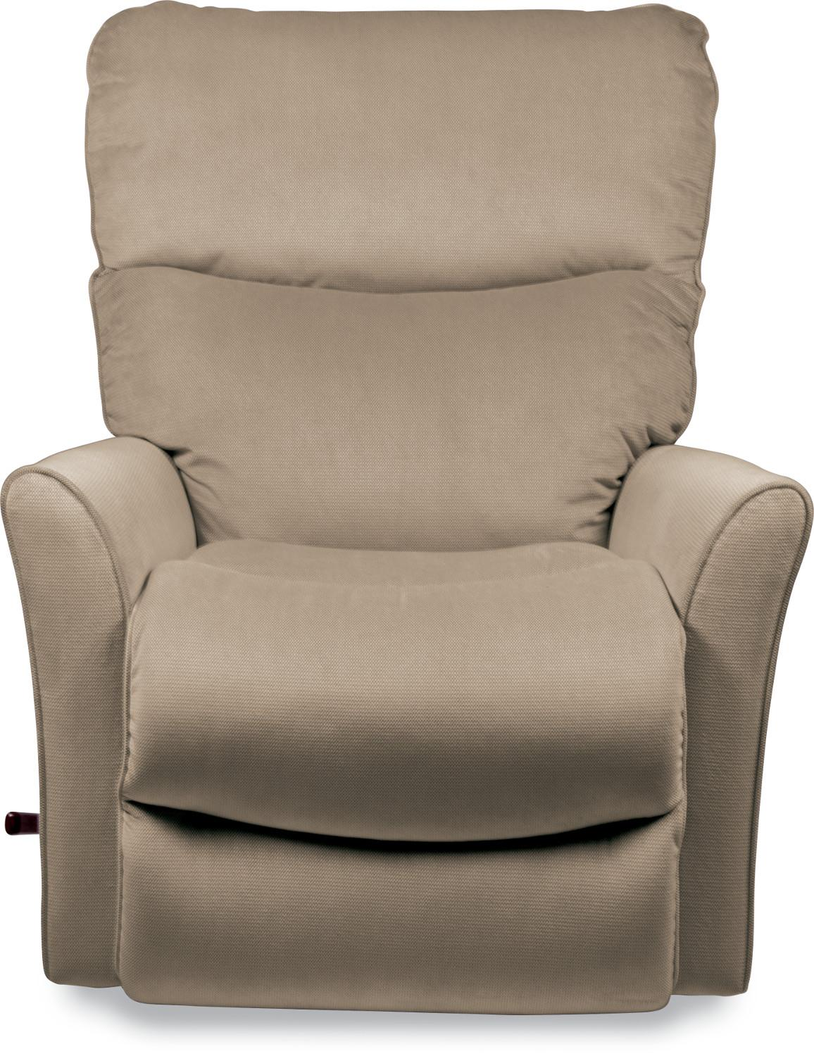 Rowan Small Scale Reclina Glider Swivel Recliner By La Z