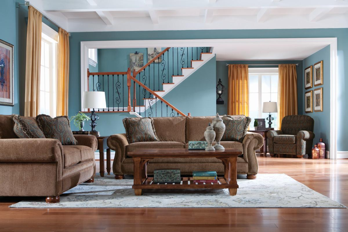 la z boy premier sofa by la z boy wolf and gardiner wolf furniture. Black Bedroom Furniture Sets. Home Design Ideas