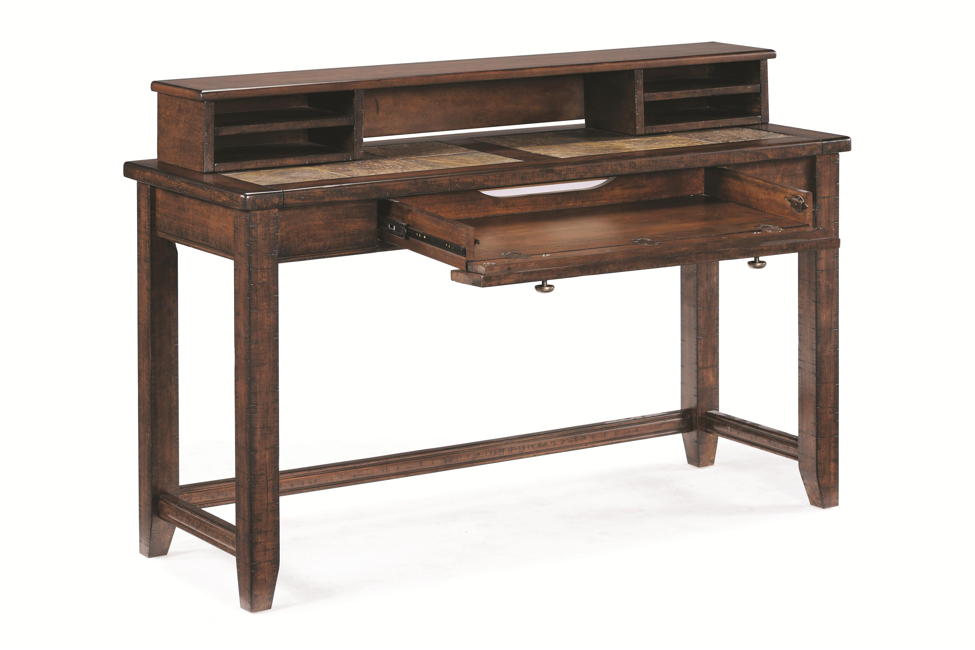 Sofa Table Desk by Magnussen Home Wolf and Gardiner Wolf Furniture