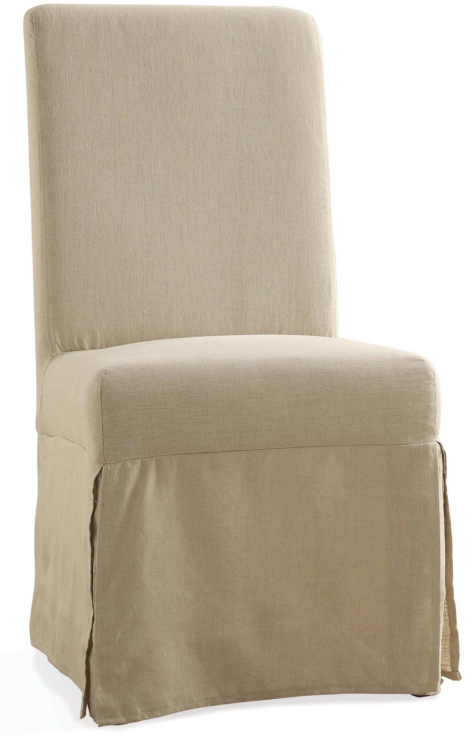 Slipcover Parson 39 S Chair By Riverside Furniture Wolf And