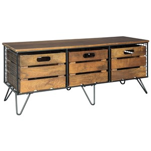 Shop sideboards servers wolf and gardiner wolf furniture for Wine and design west ashley