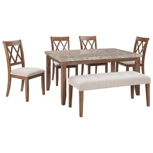 Shop table and chair sets wolf and gardiner wolf furniture for Ar 11 6 table 6 2