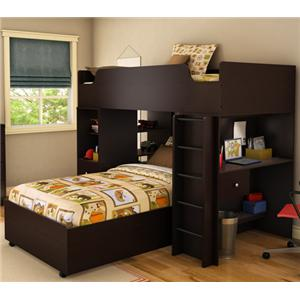 twin loft bed. Black Bedroom Furniture Sets. Home Design Ideas