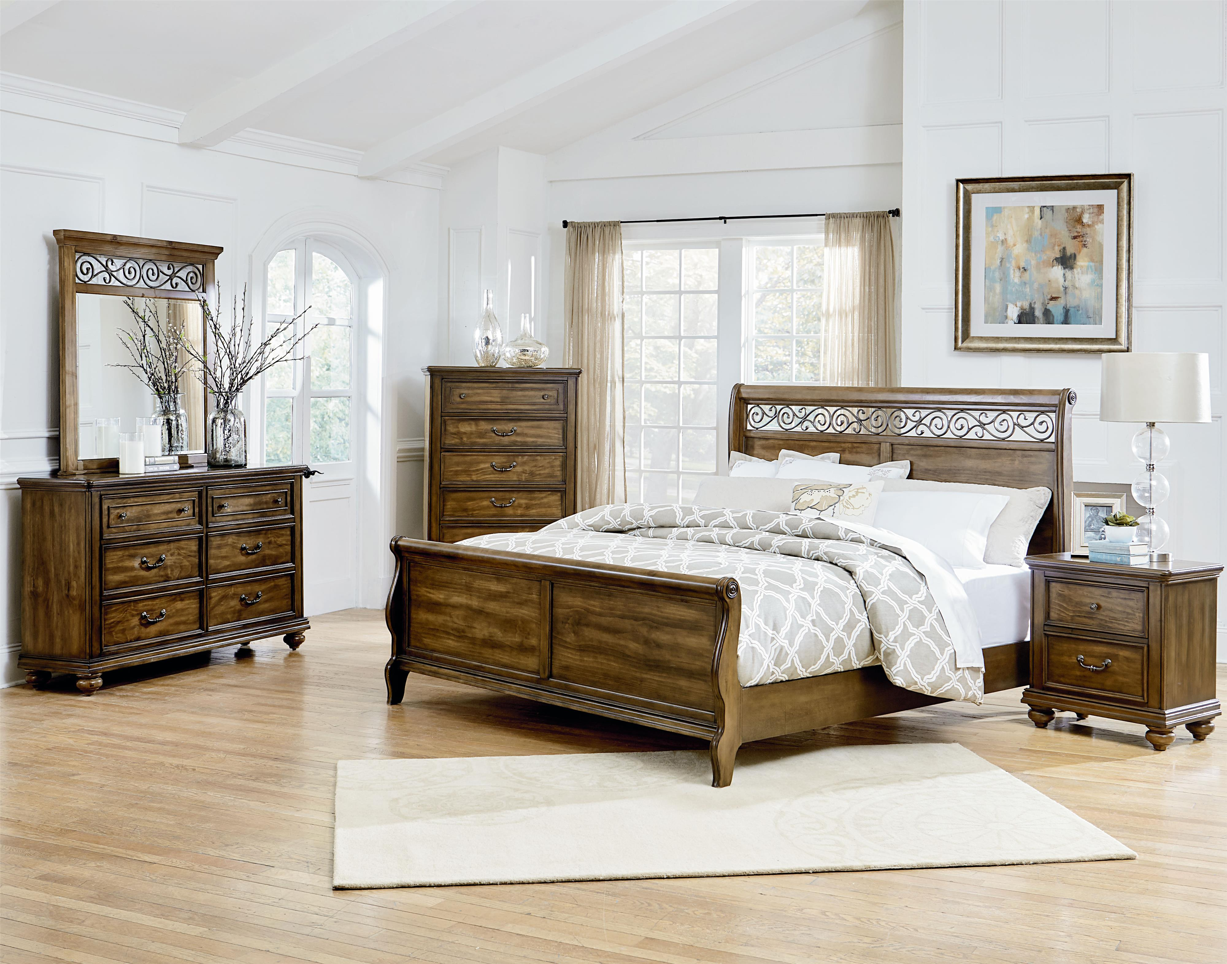 Queen Bedroom Group By Standard Furniture Wolf And Gardiner Wolf Furniture