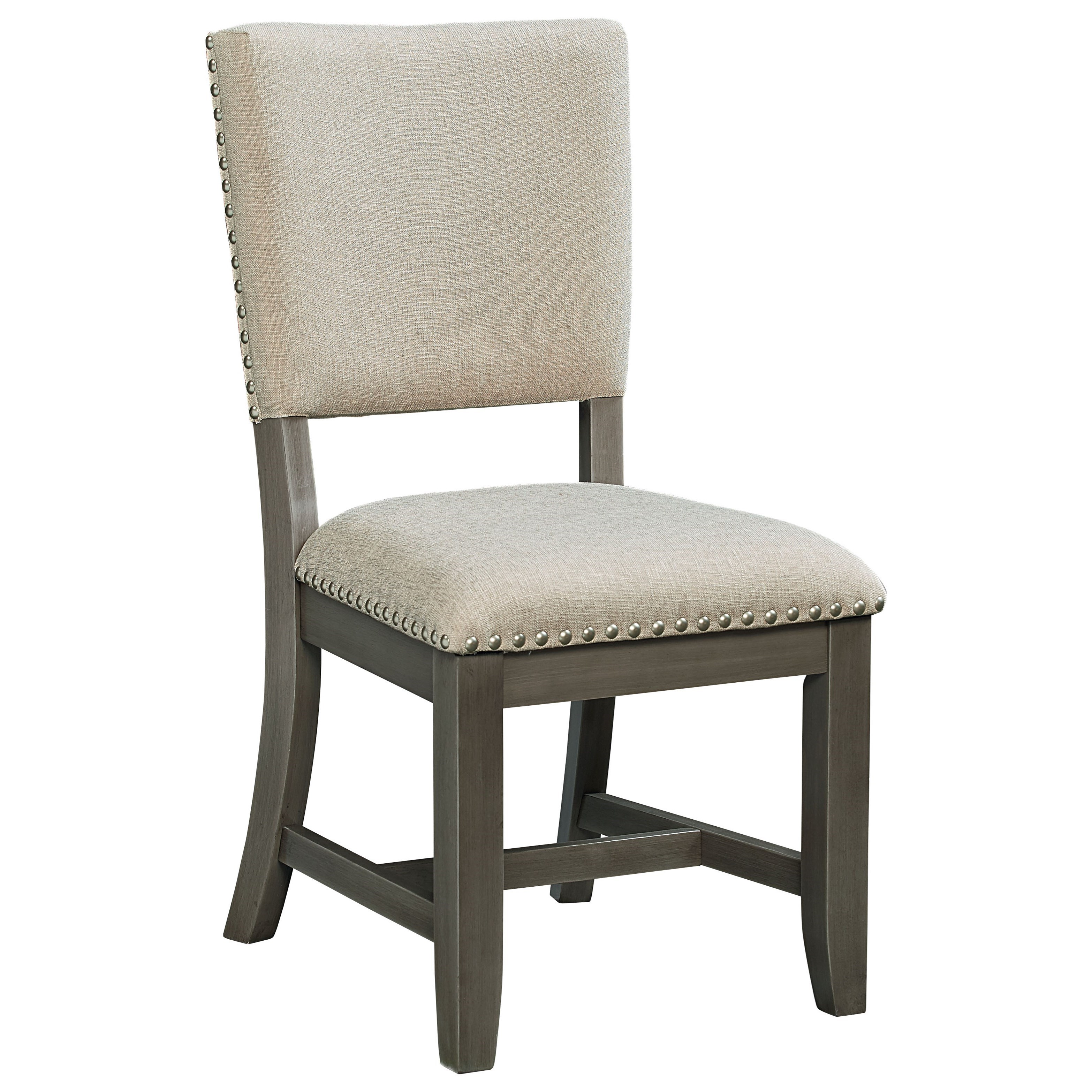 Casual dining room group by standard furniture wolf and for Casual dining room chairs