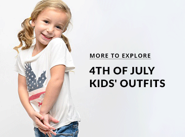 4th of July Kids' Outfits