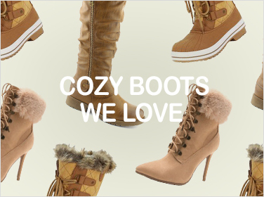 Cozy Boots We Love