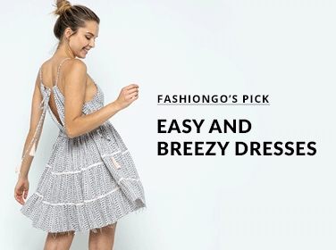 Easy and Breezy Dresses