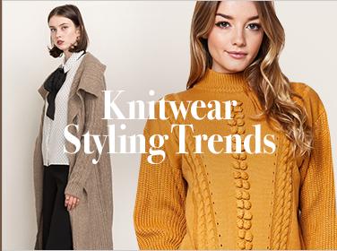 Knitwear Styling Trends