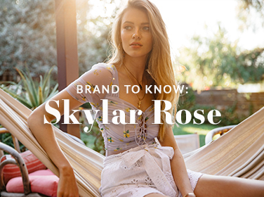 Brand to Know: Skylar Rose