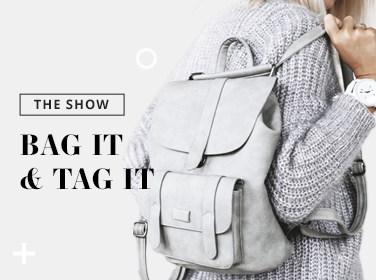 Bag it & Tag It: Styles You Can't Afford to Miss