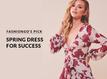 Spring Dress for Success