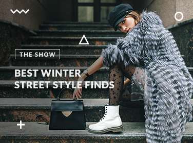 Best Winter Street Style Finds