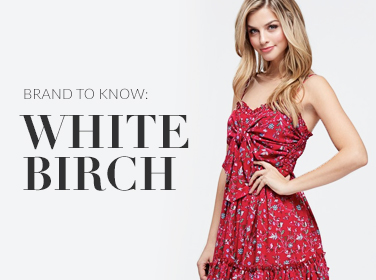 Brand to Know: White Birch
