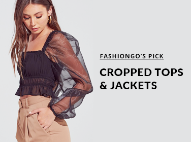 Cropped Tops & Jackets