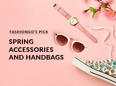 Spring Accessories and Handbags