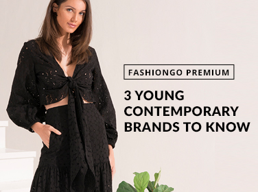 3 Young Contemporary Brands to Know