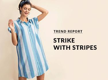 Strike with Stripes