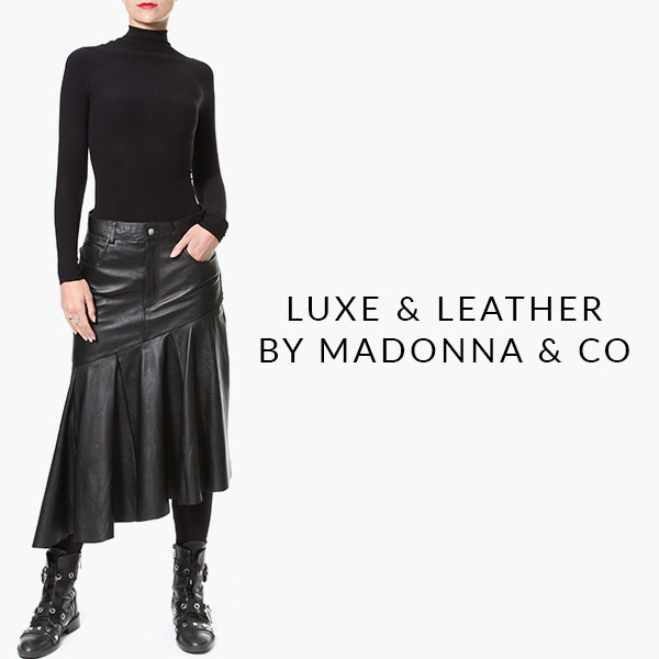 Luxe & Leather by Madonna & Co