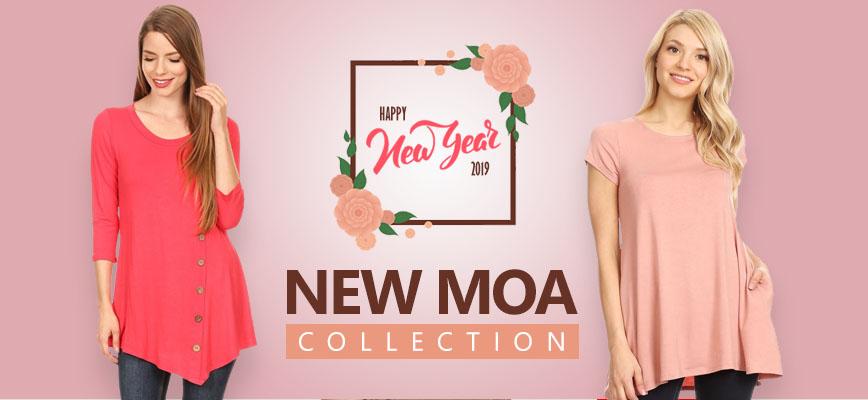 New Moa