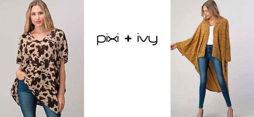 Pixi and Ivy