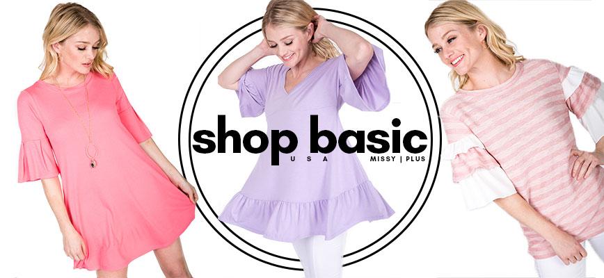 Shop Basic USA
