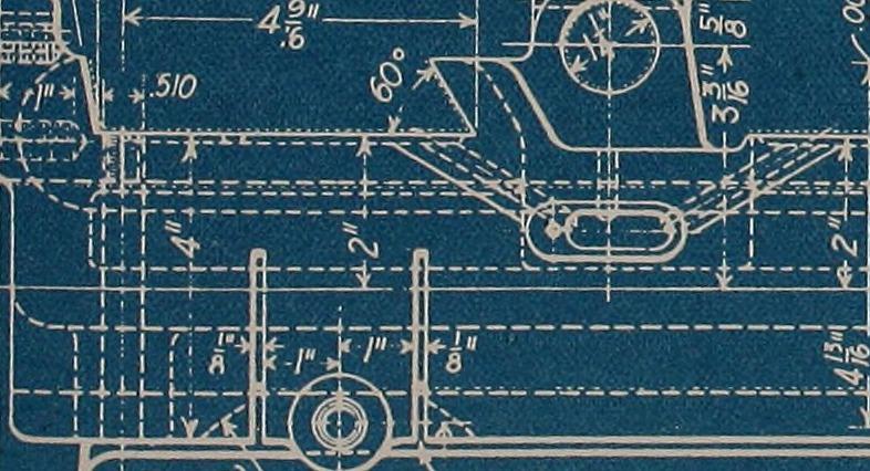 small blueprint