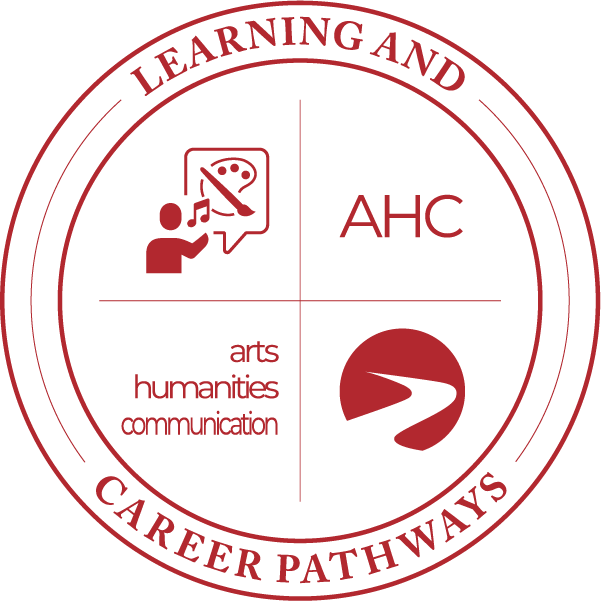 Pathways Arts, Humanities, and Communication logo