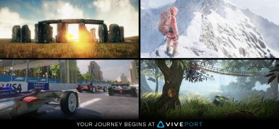 Your Journey Begins at Viveport