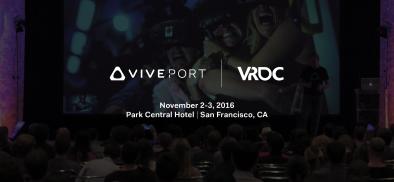 Viveport at VRDC