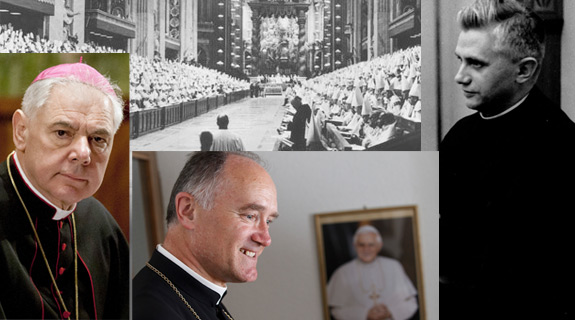 "What Archbishop Müller Said About the SSPX and ""Continuity"""