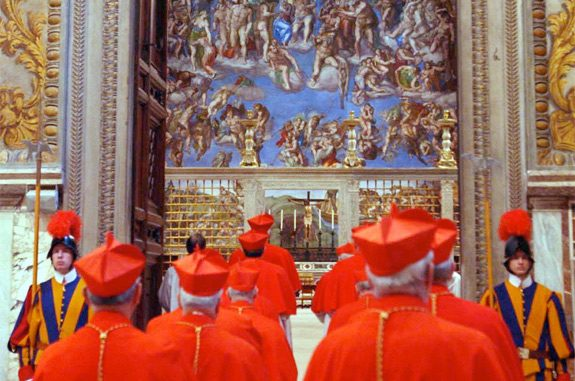 Little-known Facts about a Papal Conclave
