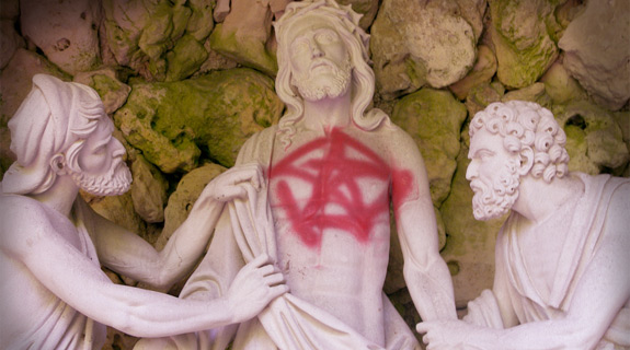"Satanism is about destroying the Church"" – Catholic World Report"
