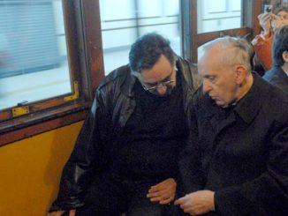 Argentine Cardinal Jorge Mario Bergoglio
