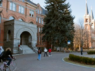 Gonzaga University in Spokane