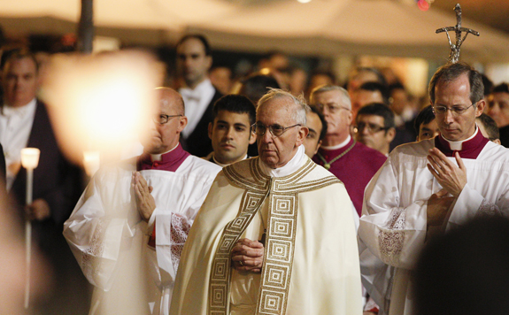 Full text: Pope Francis' Corpus Christi homily – Catholic