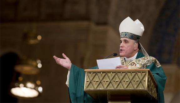 Cardinal Daniel N. DiNardo of Galveston-Houston