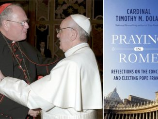 "A review of ""Praying in Rome"" by Cardinal Timothy Dolan"