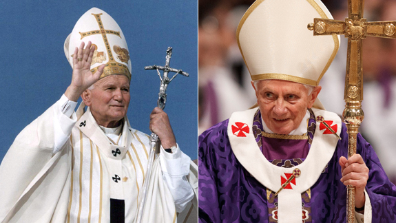 What is Social Justice? From John Paul II to Benedict XVI