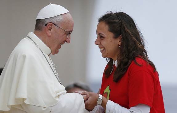 Pope Francis: Women are called to service, not servitude – Catholic World Report