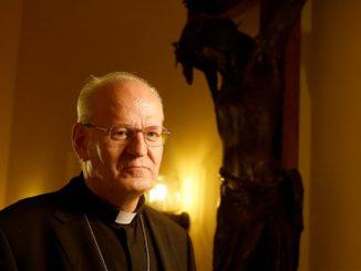 Cardinal Peter Erdo of Esztergom-Budapest