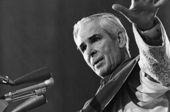 Heroic Virtue: Venerable Fulton Sheen