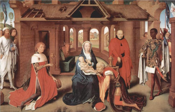 'Adoration of the Magi' by Hans Memling (1472)