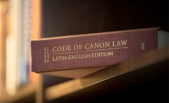 Canon law on homosexuality