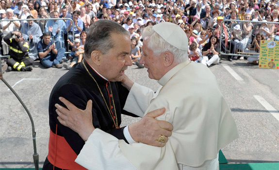 Cardinal Caffarra recalls Magisterial Church teaching on marriage; responds to Cardinal Kasper