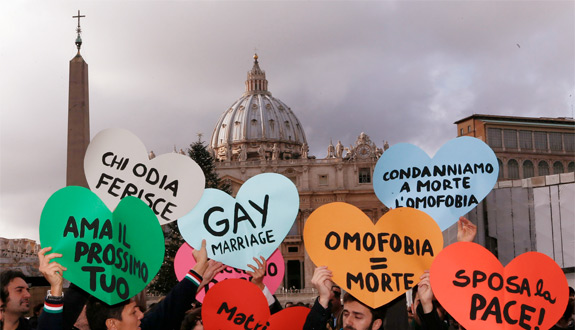 Catholicism and homosexuality